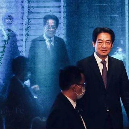 """不甘当""""老二"""",赖清德积极备战2024"""