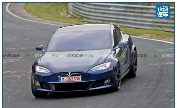曾打破保时捷圈速记录 特斯拉Model S Plaid原型车曝光