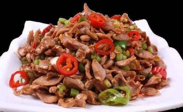 美食分享:小米椒爆鸡胗,脆豆腐烧黄鳝,焖土豆带皮肉的做法