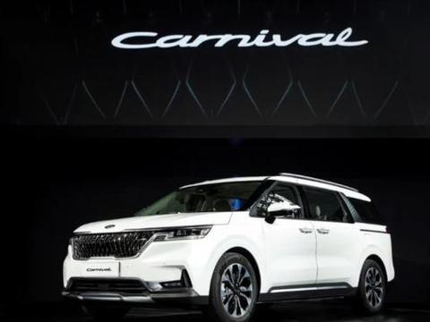 有SUV的气场,却是一台大七座MPV,这款韩系新车将今年出炉
