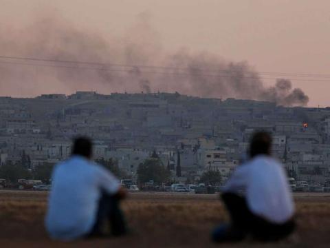 叙利亚受到入侵威胁,俄罗斯大批战略轰炸机临危受命,威慑土耳其