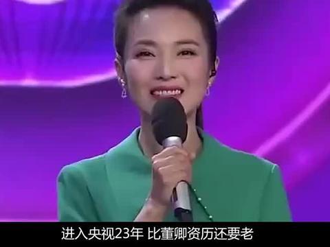 央视才女管彤,被传与韩红秘密结婚,资历比董卿高,为何不温不火