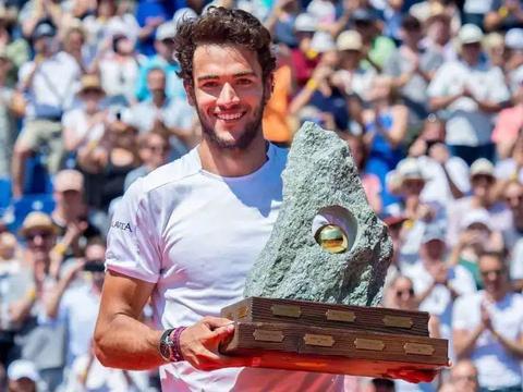 贝雷蒂尼闯入安塔利亚站四分之一决赛,志在个人第一个硬地赛冠军
