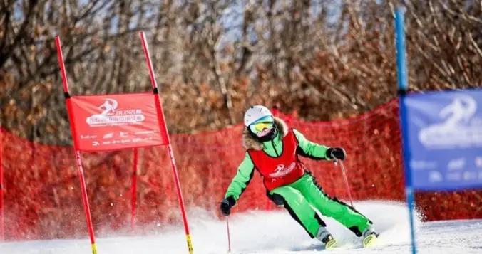 吉林国际高山/单板滑雪挑战赛延吉梦都美继续开战