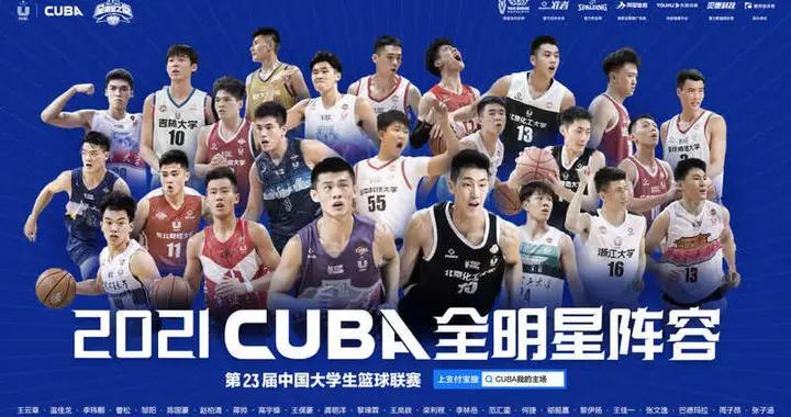 2021CUBA全明星赛延期举办