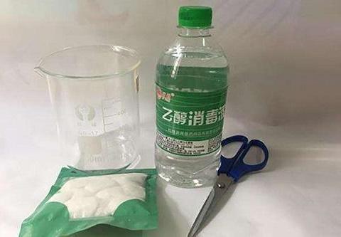 不管墙面有多脏,几种家用清洁剂有大用途!