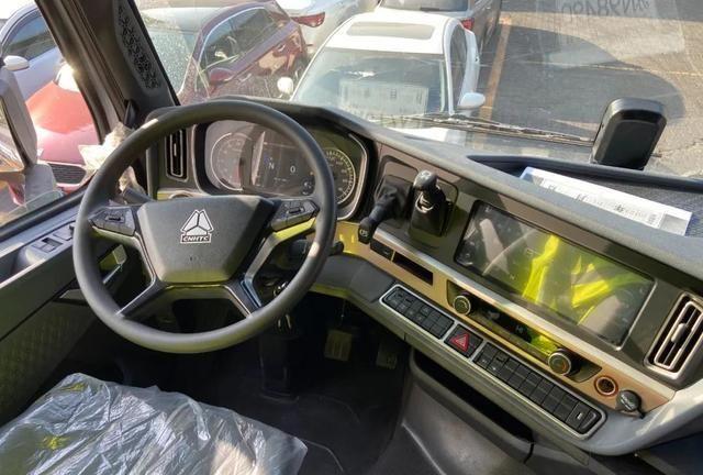 夫妻车首选豪沃TH7视频评测