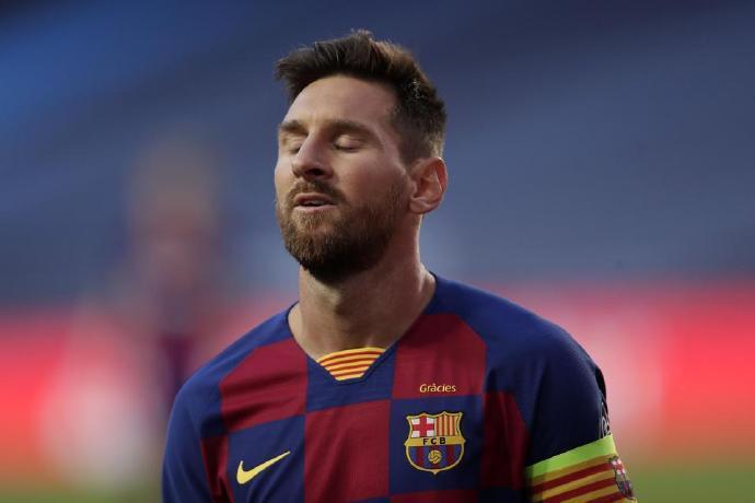 西多夫希望梅西来国米,能联手卢卡库与劳塔罗合成罗纳尔多的效果