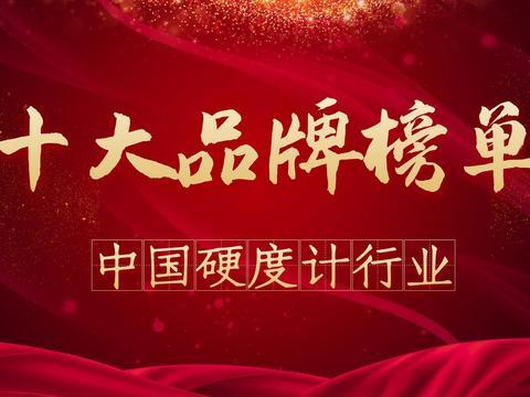 2020年度中国硬度计行业十大品牌榜单