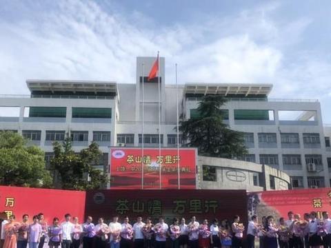 江西这三所重点中学,地址位于上饶市,教学设备先进!