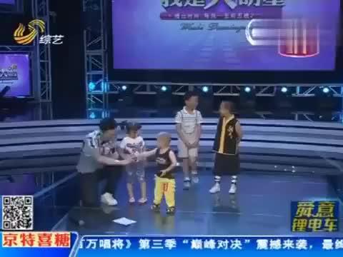 张俊豪带领第四季童星跳《踏浪》,评委乐的跟个孩子似的手舞足蹈