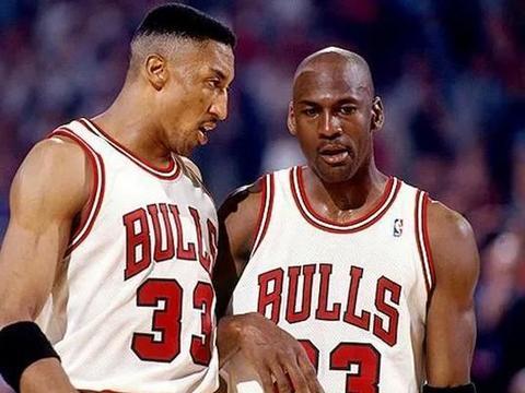 当年皮蓬是NBA第一前锋,公牛却交易他,换来了多少筹码?