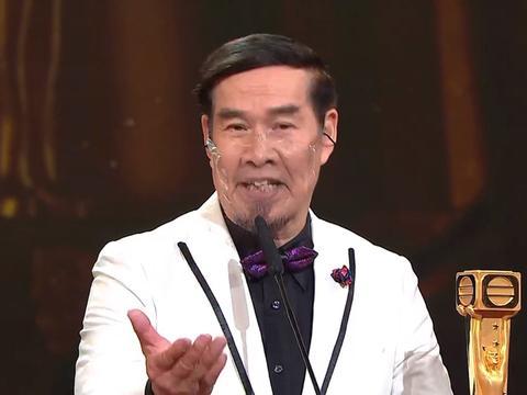 白彪首夺最佳男配角,重返TVB走红受宠若惊,从艺52年实力被低估