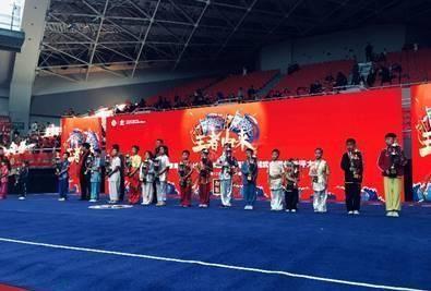 《王者归来》20年北京第四届青少年武术联赛人气团队北大附小海口
