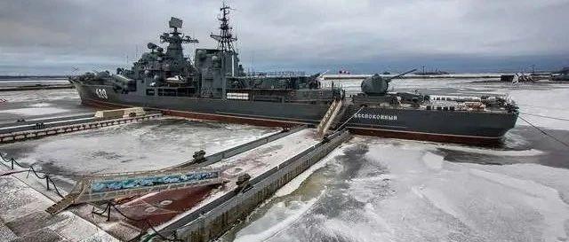 俄海军老舰长当小偷,顺走现代级驱逐舰螺旋桨