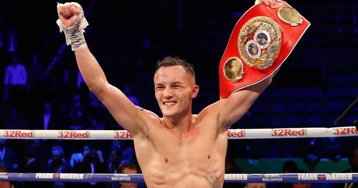 赫恩开始运作徐灿和沃灵顿的世界拳王统一战