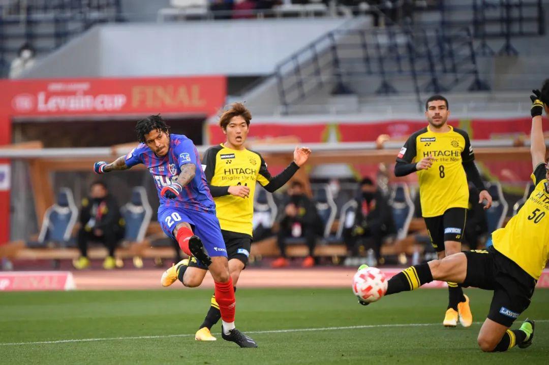 FC东京时隔11年再夺日联杯冠军