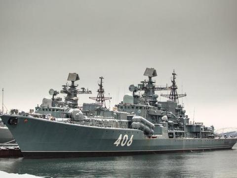 现代级驱逐舰遭窃,俄前海军军官盗走26吨螺旋桨