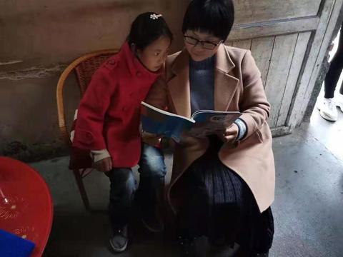"""广佛镇中心小学""""送教上门""""情暖残疾儿童"""