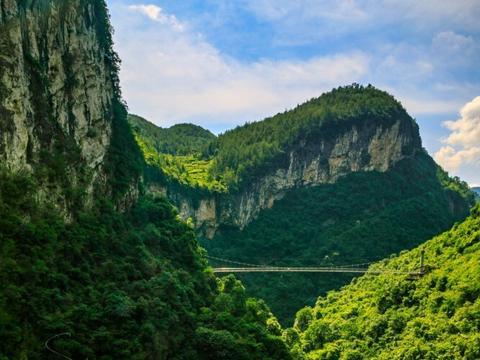 """明明是在湖北省,却一点也不""""湖北"""":重庆味道的湖北恩施州"""