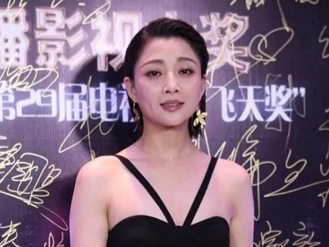 看到殷桃的身材,终于懂了为什么找她演杨贵妃,完全是刚刚好