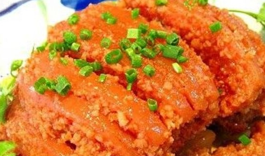 香辣软糯的粉蒸肉吃了会上瘾,简单易学,快点做给家人吃