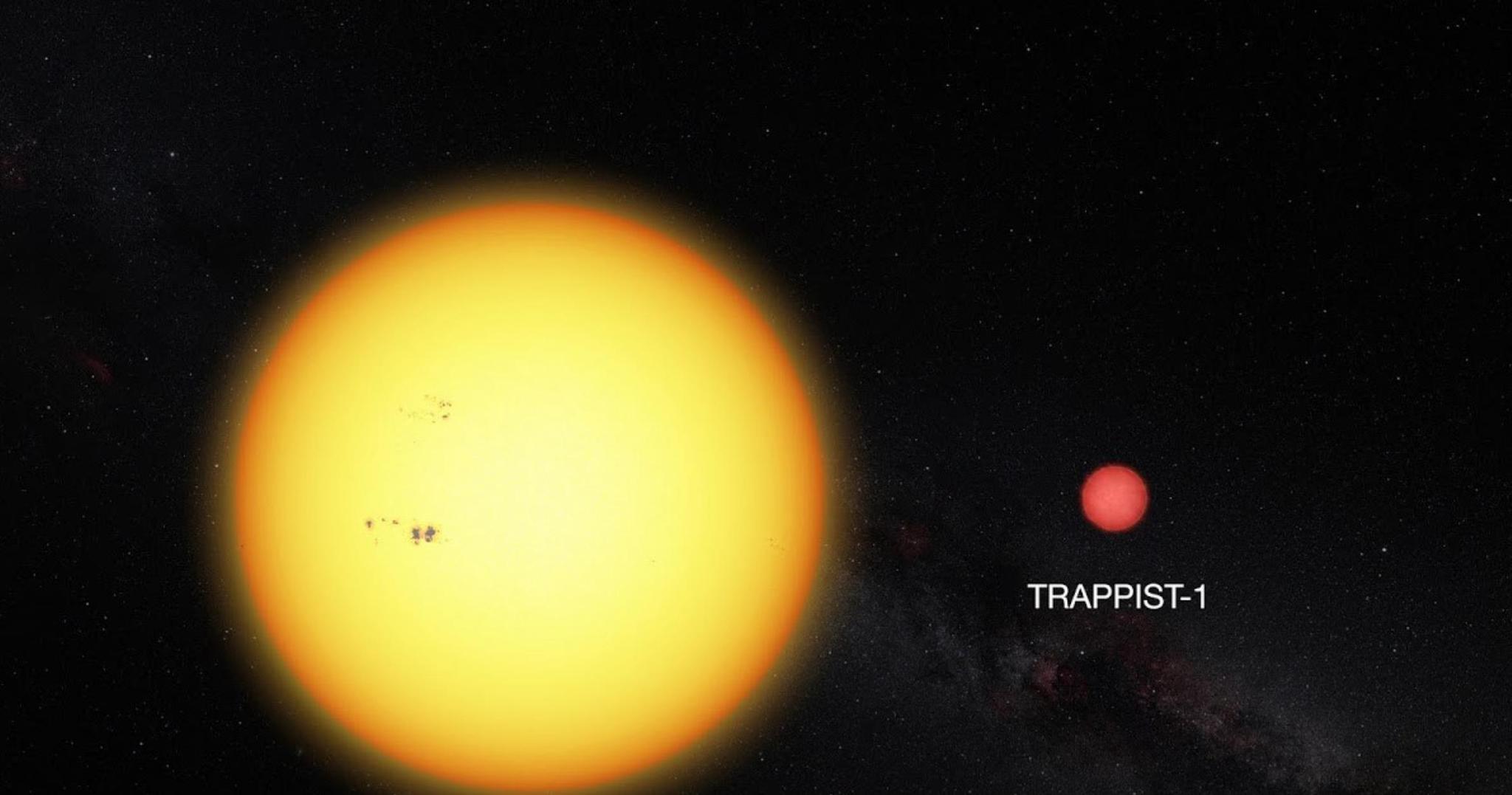 国家天文台发现红矮星爆发,科学家却高兴不起来