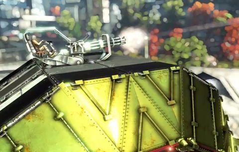 Steam游戏排行,《方舟生存进化》的巨犀蜗牛房攻守兼备