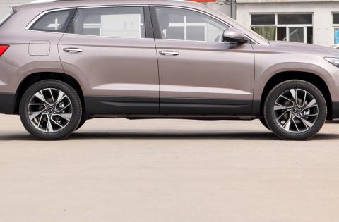 大众豁出去了,中型SUV跌至10.4万,叫板哈弗H6、博越
