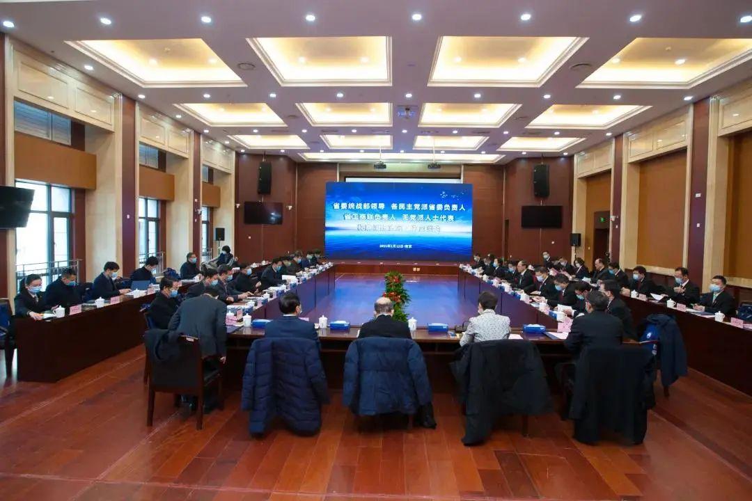 省委常委、省委统战部部长杨岳与党外人士调研法院工作    建诤言献良策 提升民主监督质量水平