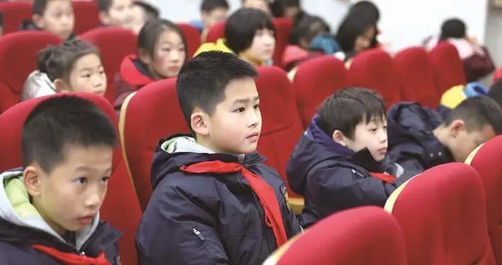 """长沙县人民检察院""""星检说""""普法宣讲团走进湘郡未来实验学校"""
