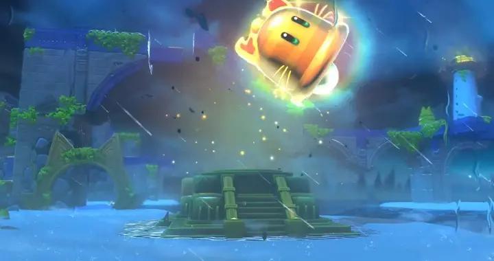 任天堂《超级马里奥3D世界+狂怒世界》全新预告