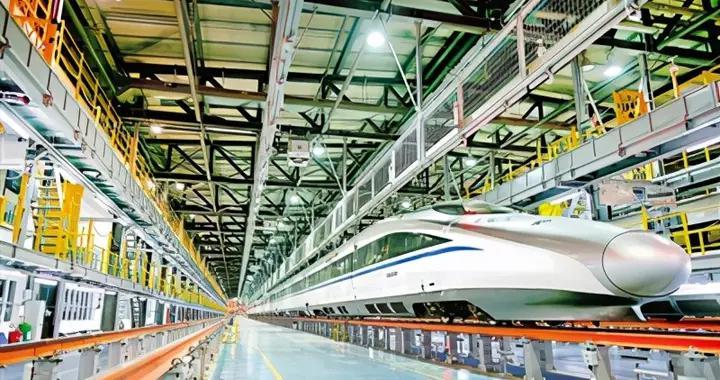 中原地区高铁4S店再扩容,郑州南动车所开门迎高铁