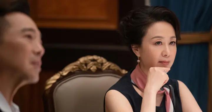 《流金岁月》饰演南孙妈妈,她20岁出头就曾获百花奖最佳女演员