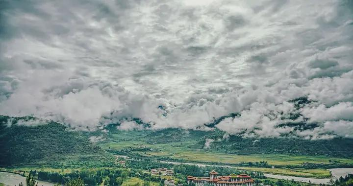 """摄影师镜头下的""""佛国""""不丹,宁静平和让人难忘"""