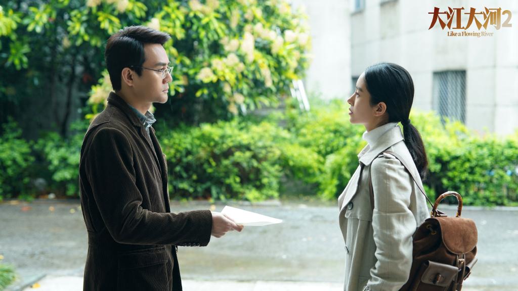 继《大江大河2》之后,王凯又迎新作品,刚上映就清一色五星好评