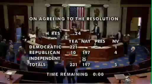 特朗普弹劾草案正式通过 特朗普成首位遭两次弹劾美总统
