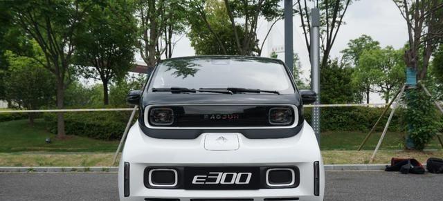 如何选择新的宝骏E300和奇瑞蚂蚁?价格差不多