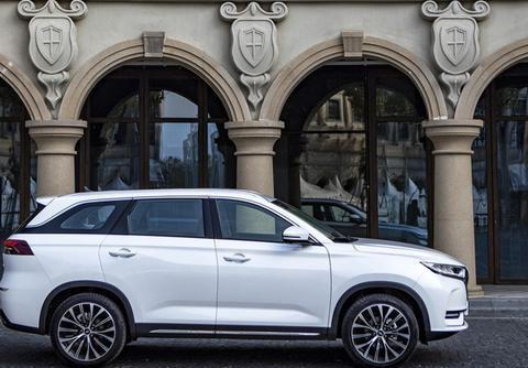 加量不加价!大过中型的高性价比SUV,2021款欧尚X7上市
