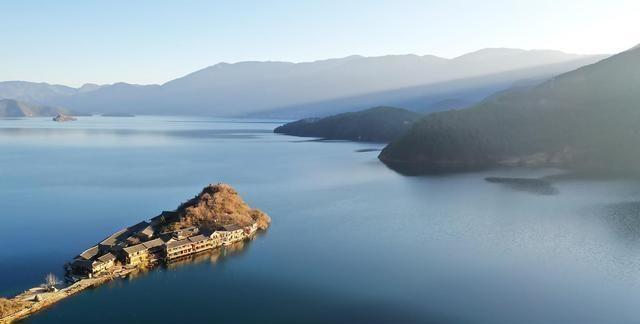 冬天的泸沽湖,你还美吗?