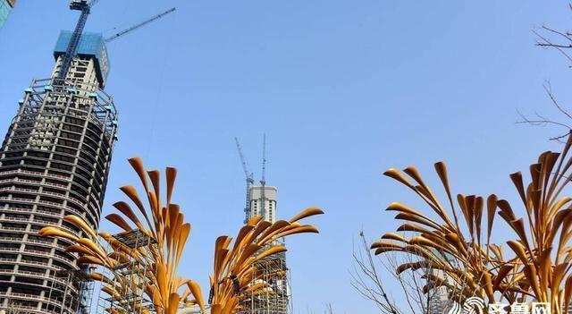 济南又一新地标公园五一亮相,必成网红打卡地