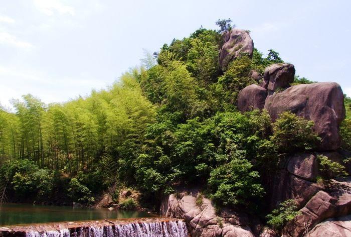 浙江值得去的景点之一,徐霞客曾去过好几次,已成天台山必去景点