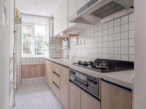 北漂小姑娘的新家:一个人住56㎡公寓,日式清新风,太漂亮了