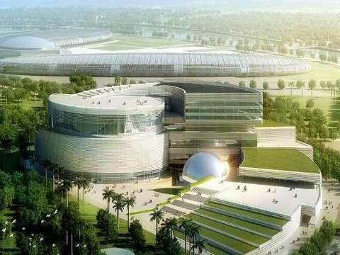 """福建又添一""""巨作"""",耗资8亿落户福州晋安区,预计2023年建成!"""
