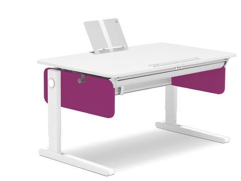不同年龄段儿童书桌参考尺寸各不相同 6岁建议选46cm左右