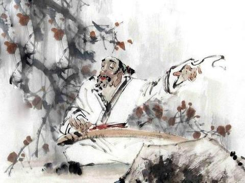 韩愈《听颖师弹琴》,音乐诗绝唱,十句话把美妙琴声,形容殆尽