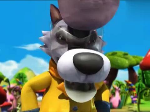猪猪侠:迷糊老师真逗,自己就是猪,还怕人类传染他猪流感