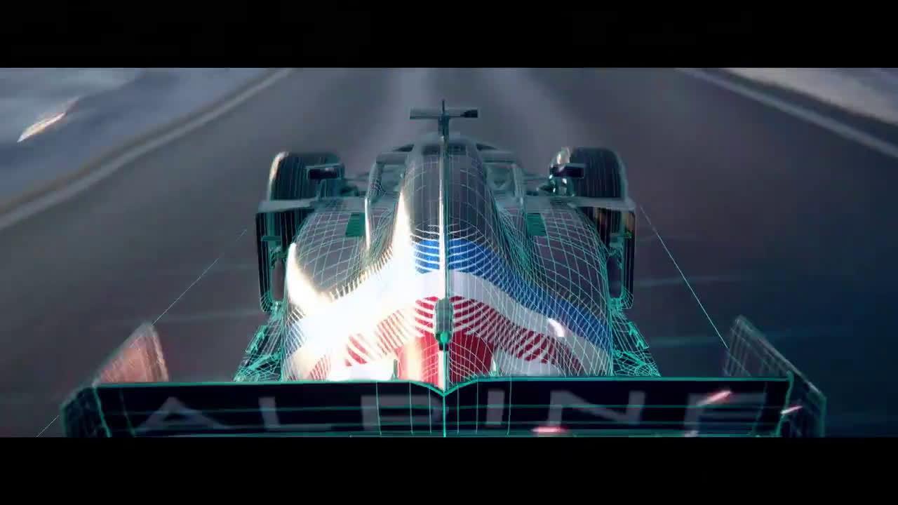 追本溯源!Alpine F1车队新赛季宣传片
