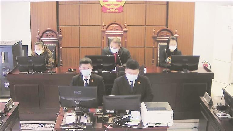"""哈尔滨""""民法典首案"""",案值5万元民间小额贷款纠纷案判了"""