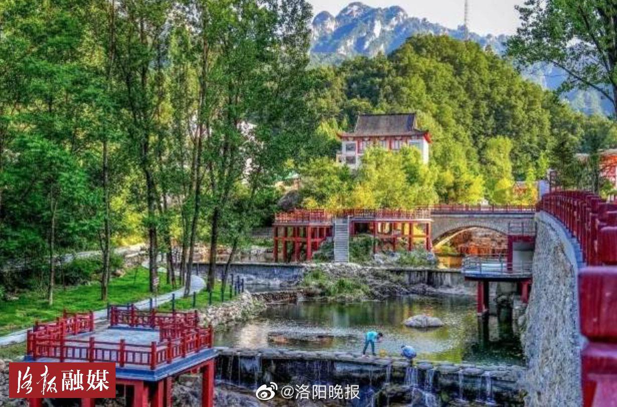 栾川县城关镇大南沟社区依托特色村寨资源,促进文旅融合发展